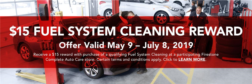 2019 May/June Fuel System Cleaning